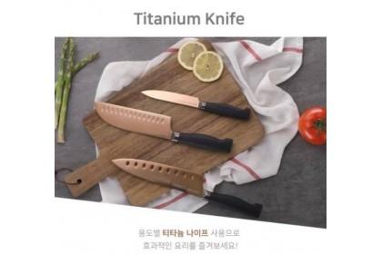 Shueann x Neoflam Stainless Steel Knife 韓國製玫瑰金刀