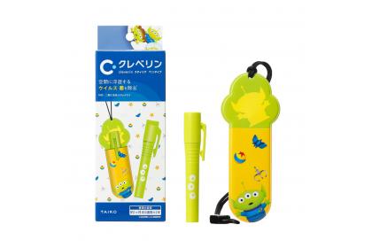 Cleverin Powersabre 日本加護靈筆型 玩具總動員( 顏色隨機發貨)