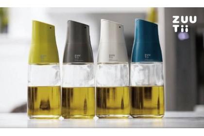 Shueann x 加拿大 ZUUTii 玻璃自動開蓋油醋瓶