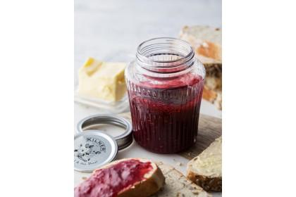 英國【KILNER】VINTAGE PRESERVE JAR 復古風密封玻璃果醬罐
