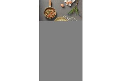 【新品】 韓國製 FIKA Smart Cook 系列低壓悶煮鍋 24CM  (不挑爐具)